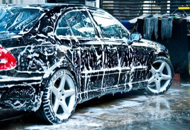 车邦仕洗车